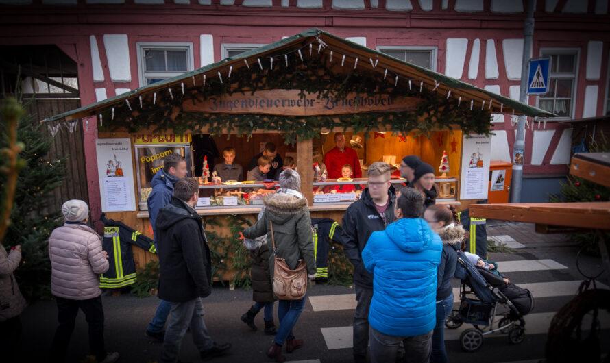 25. – 27.11.2016 Weihnachtsmarkt Bruchköbel
