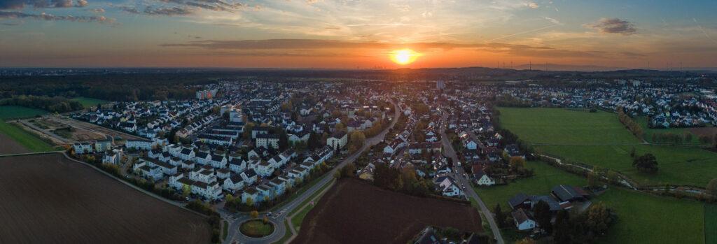 Unsere Stadt