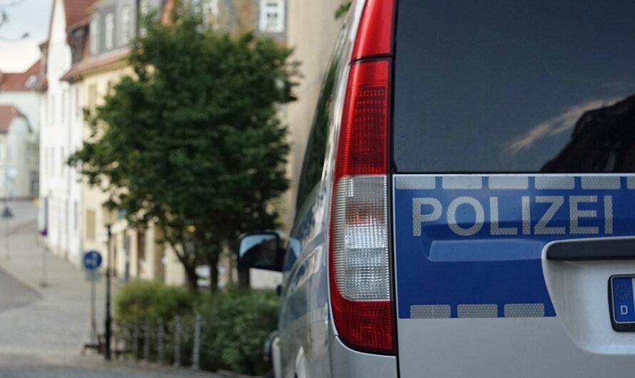 11.01.2021 Amtshilfe für Polizei